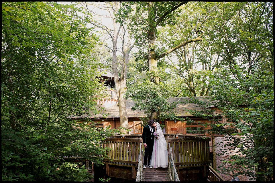 Tree House Wedding