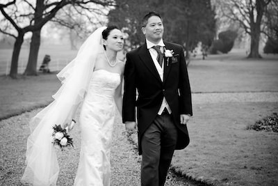 Peggy and Alex - Gosfield Hall