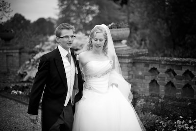 Catherine and Greg - The Elvetham Hotel