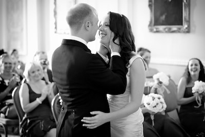 Emma and Mark - The Lansdowne Club