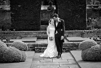 Holly and James - Hampton Court Palace