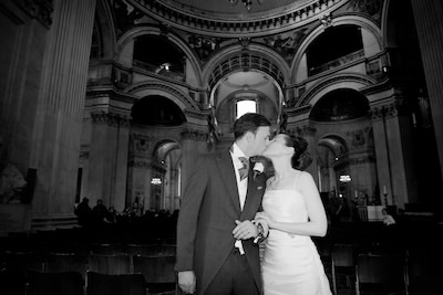Kirstie and Simon - Stationer's Hall