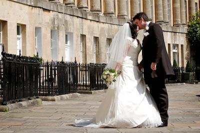Lisa and Michael - The Assembly Rooms, Bath