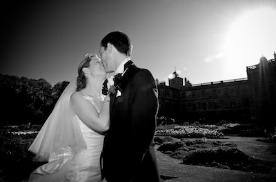 Lucy and Steve - Audley End House