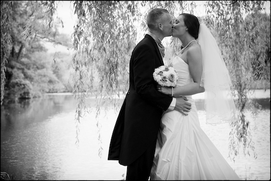 Clare and Mat- Powdermills Country House Hotel