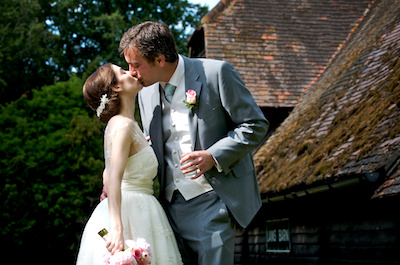 Simon and Louise - Lains Barn