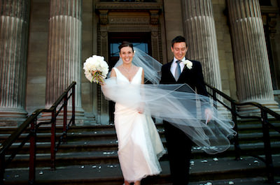 Tom and Danielle - The Carthusian Suite