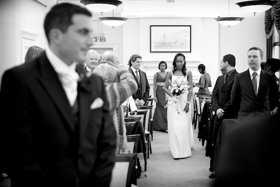 Julie and Giuliano - Union Marylebone