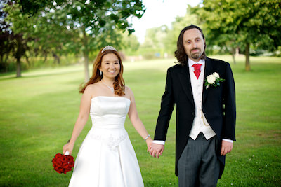 Atsuko and Mark - Hartsfield Manor