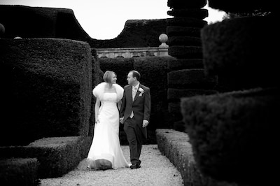 Clare and Mark - Danesfield House
