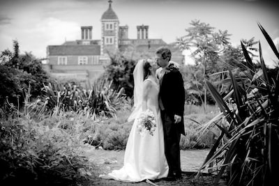 Elizabeth and Robert - Charlton House