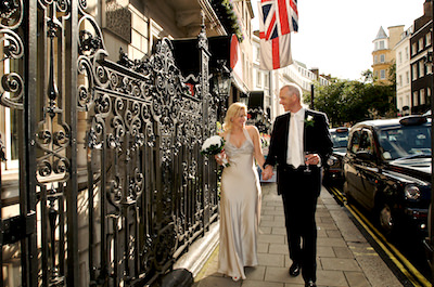 Heidi and Clive - Dartmouth House, London