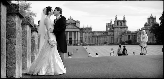 Veronika and Iavor - Blenheim Palace