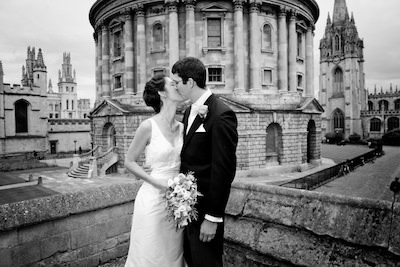 Joanna and Peter - Exeter College