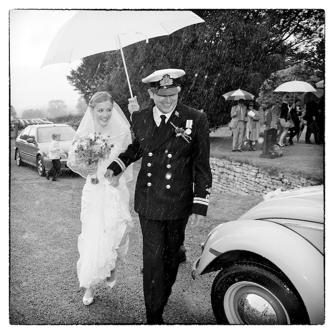 Lotte and Ben - The Old Walled Garden