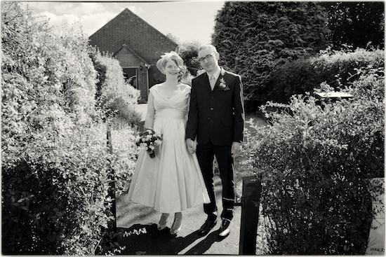 Jenny and Mark - The Chantry