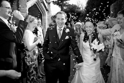 Kate and Paul - Eynsham Hall