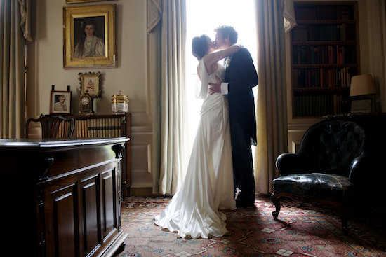 Brad and Rebecca - Kelmarsh Hall