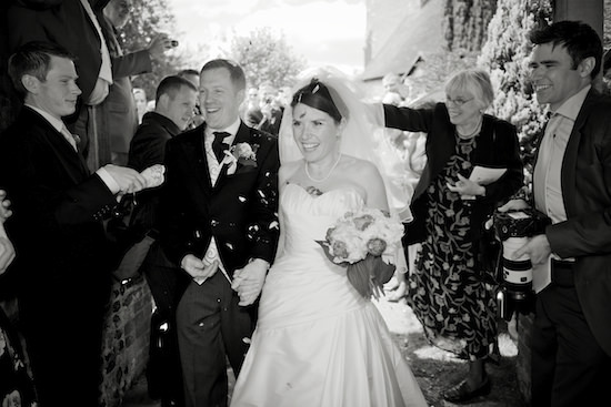 Catherine and Darren - Corhampton Lane Farm