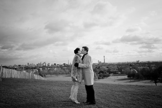 Catherine and Neil - The Landmark Hotel