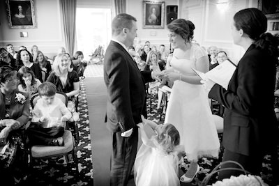 Isobel and Chris - West Lodge Park Hotel
