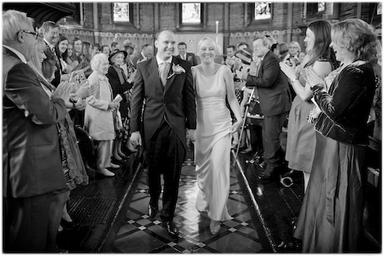 Katy and Richard - Highgate School