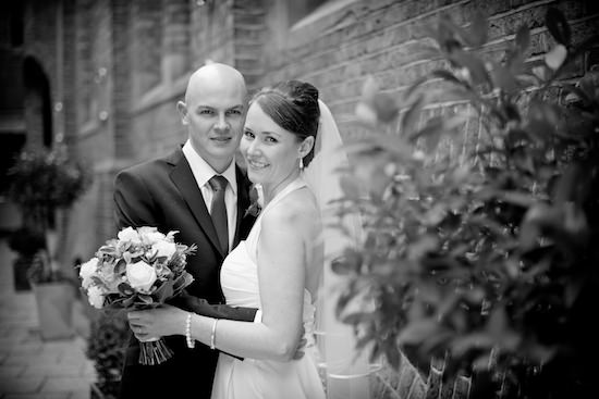 Rhiannon and Ben - Westminster Chapel