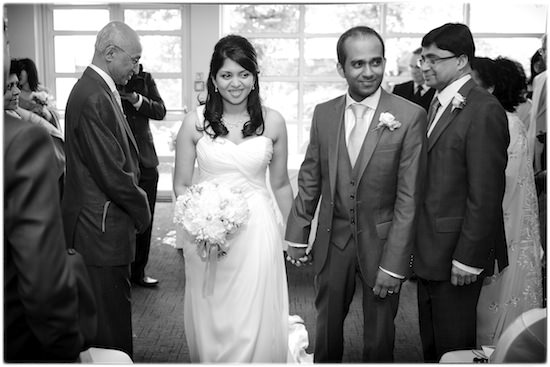 Anila and Shehan - Kensington Roof Gardens